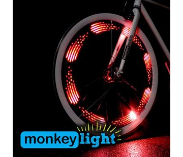 MonkeyLectric M210 R-Series USB-Rechargeable Monkey Light