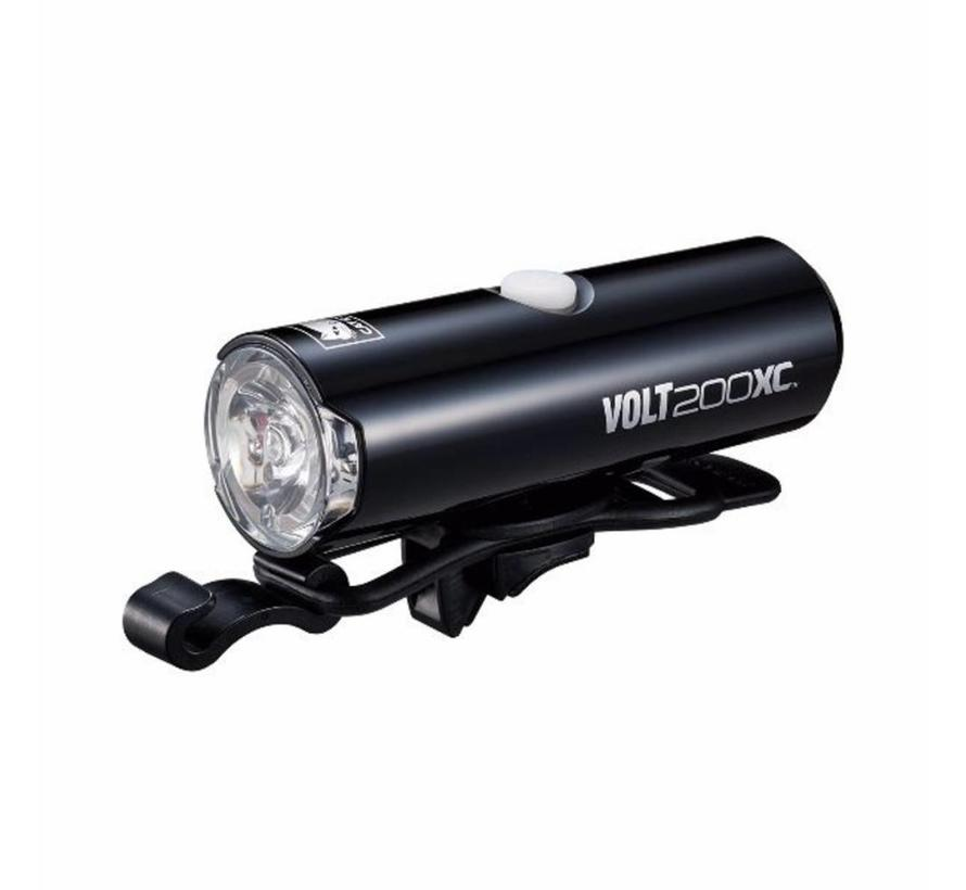 Cateye Volt 200 XC headlight