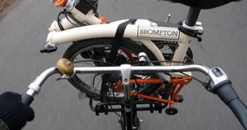 Visit Portland to Check Out Brompton Folding Bikes