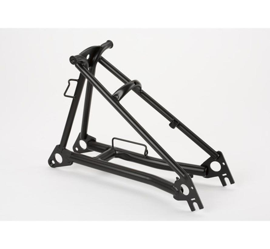 Brompton Rear frame Matt Black - QRF-BK-MATT