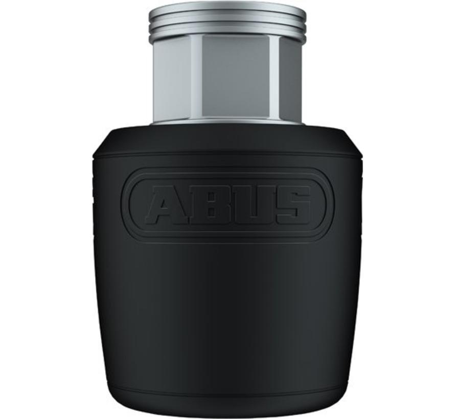 ABUS Nutfix Quick Release Pair: 100f/135r, Black