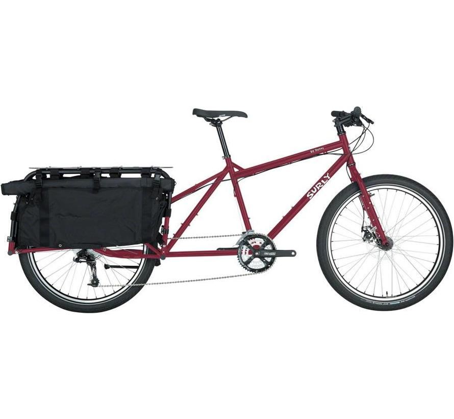 Surly Big Dummy family bike, 3x10