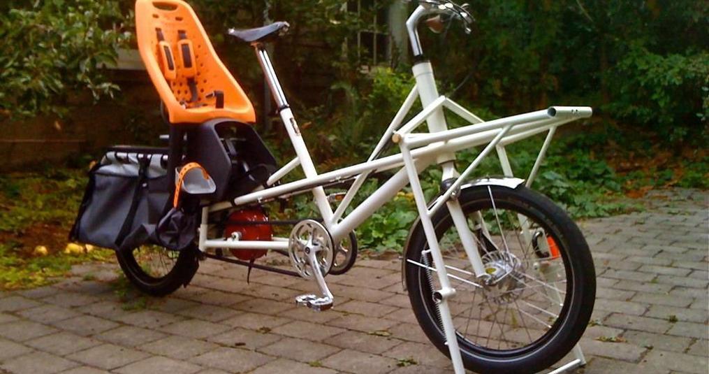 Xtravois 2.0, Our Oregon Manifest Bike