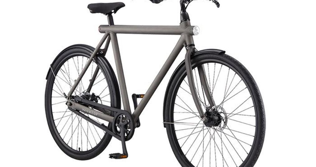 Introducing VanMoof