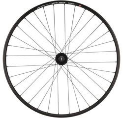 "Quality Wheels Mountain Disc Front Wheel 29"" 100mm QR SRAM 406 6-bolt / WTB ST i23 Tubeless Black 32h"
