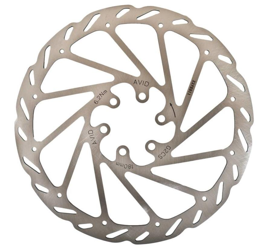 Avid G2 CleanSweep Rotor, 180mm