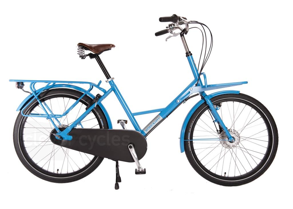 WorkCycles F8 cargo bike