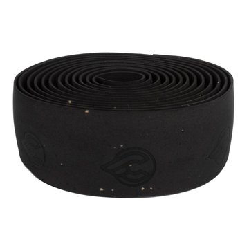 Cinelli Gel Cork Handlebar Tape, Black