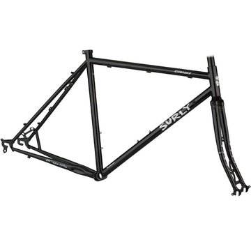 Surly Surly Straggler Frame, 650b, Black, 50cm