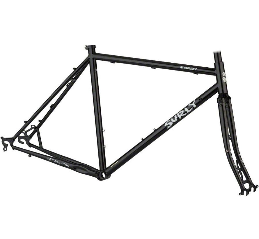 Surly Straggler Frame, 650b, Black, 50cm