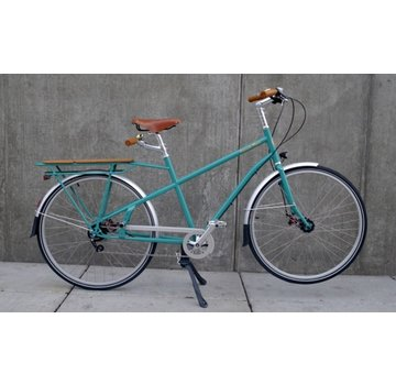 Kinn Midtail Bicycle, Alfine 8