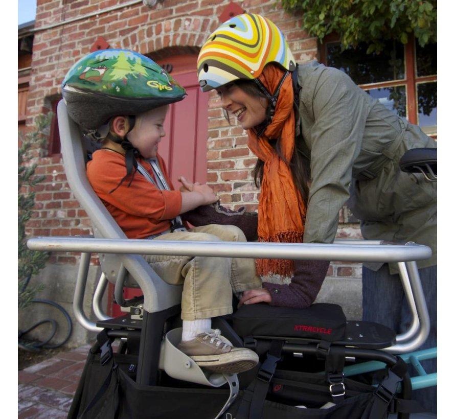 Xtracycle Hooptie LT2 Passenger Railing