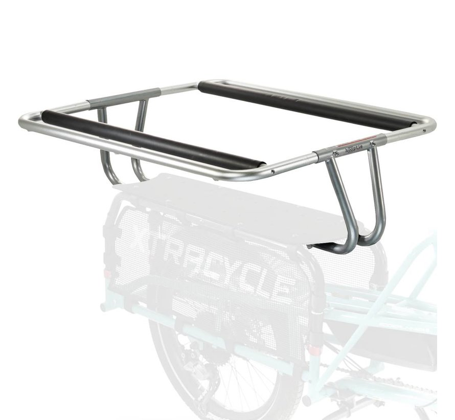 Xtracycle Hooptie LT2 Passenger Railing