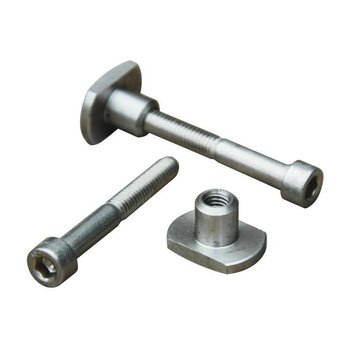 xtracycle Xtracycle French Nut with Bolt – Pair