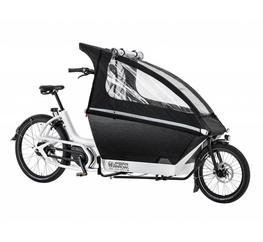 Urban Arrow Family Electric Cargo Bike With Cargo Line Motor and 500W Battery