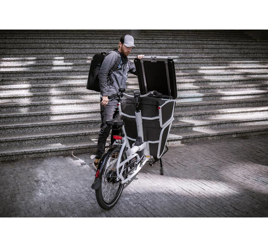Urban Arrow Shorty Electric Cargo Bike EPP Box With CX Motor and 500W Battery