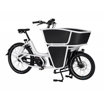 Urban Arrow Urban Arrow Shorty Electric Cargo Bike EPP Box With CX Motor and 500W Battery