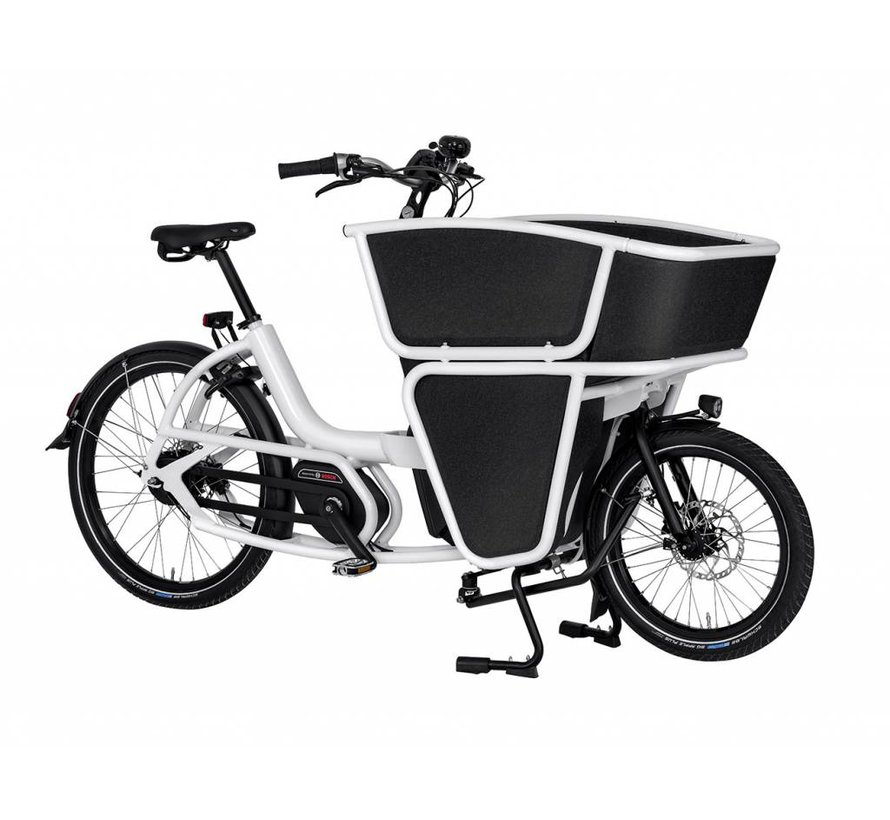 Urban Arrow Shorty Electric Cargo Bike EPP Box With CX Motor and 500W Battery