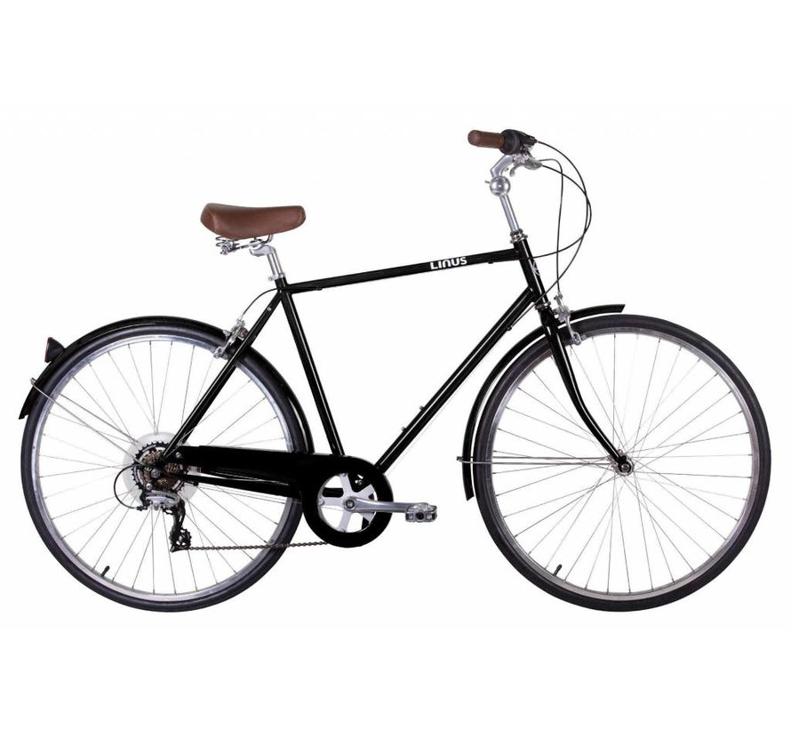 Linus Rambler 7-Speed City Bike