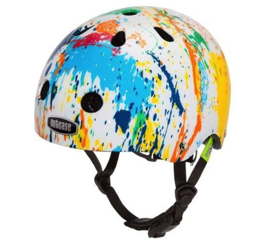 Nutcase Baby Nutty Helmet Color Splash One Size