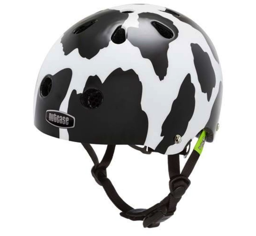 Nutcase Baby Nutty Helmet Moo One Size
