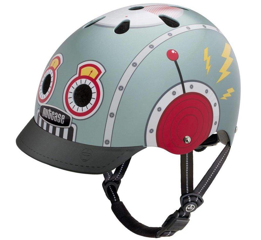 Nutcase Street Tin Robot Helmet