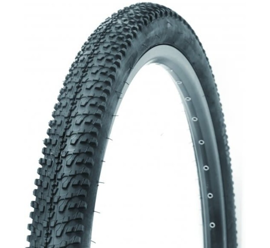 "14"" Bike Tire, Knobby, 44-254"