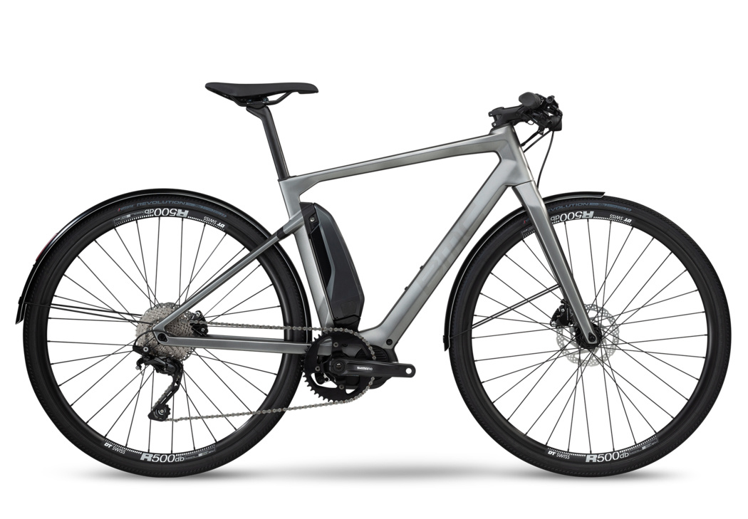 BMC Alpenchallenge AMP City One Electric Bike
