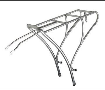 Axiom Soma Deco Rear Rack, Silver