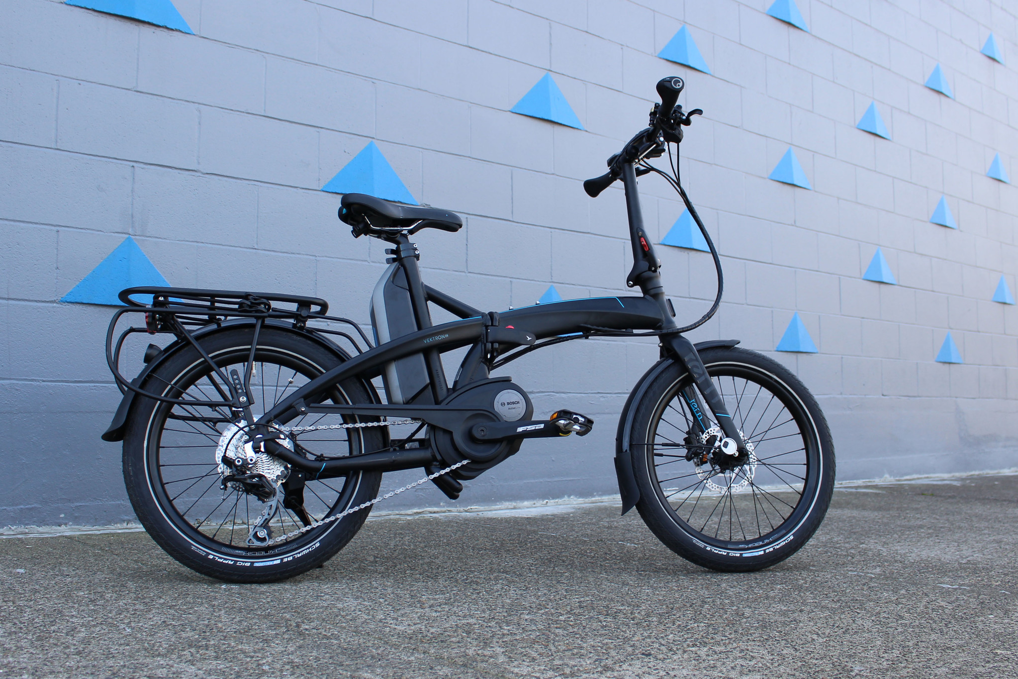 Tern Vektron Folding Bike