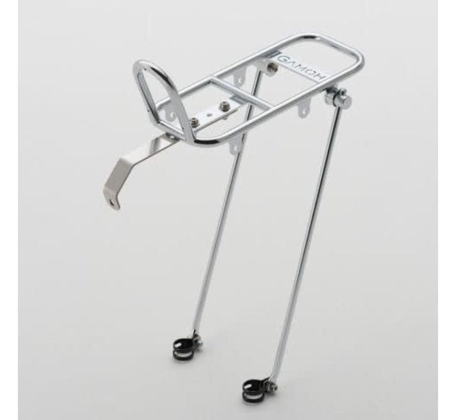 Gamoh CRM-1F Front Rack, Cromoly