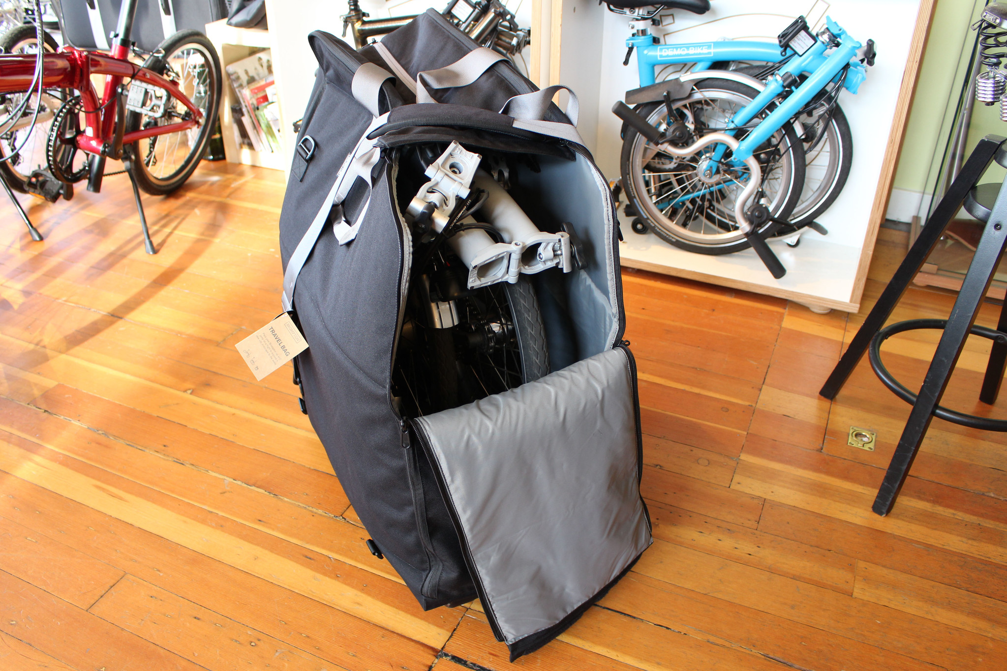Brompton Travel Bag