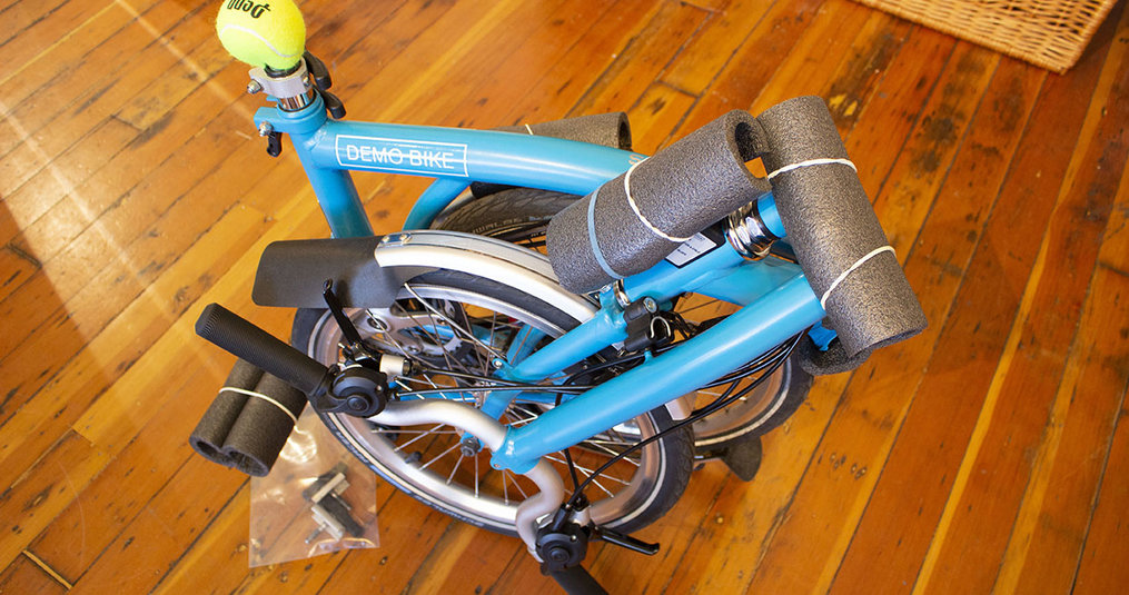 fc55b4f9270 How to Fly With a Brompton Folding Bike - Clever Cycles