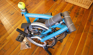 How to Fly With a Brompton Folding Bike