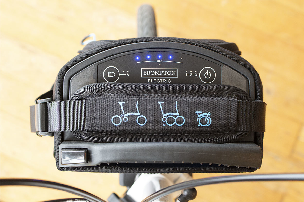 Brompton Electric battery pack