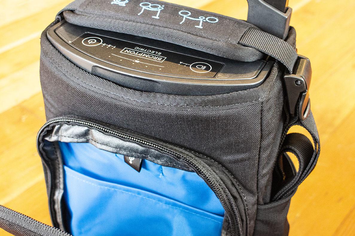 Standard Brompton battery bag