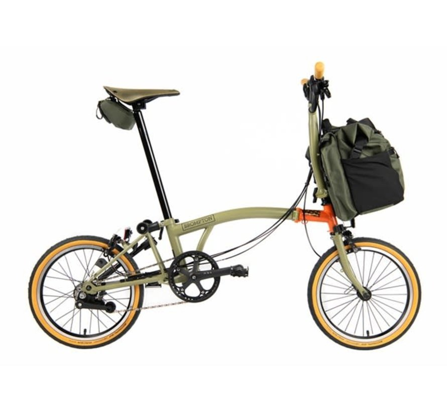 Brompton Explore Special Edition Folding Bike