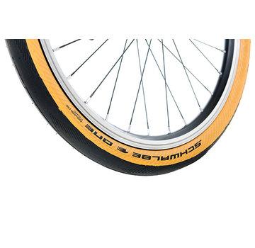 Brompton Brompton Schwalbe One tire 35 349, gum sidewall