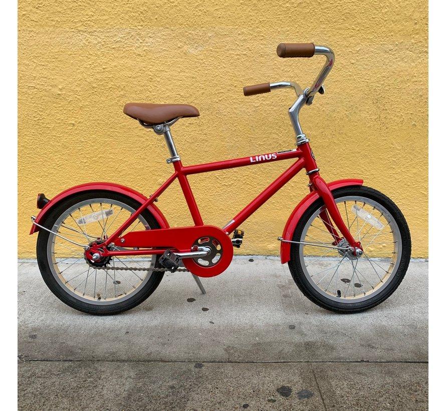 """Used Linus Lil Roadster Kid's Bike, 16"""" Red"""