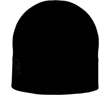 Buff Lightweight Merino Wool Hat, Black