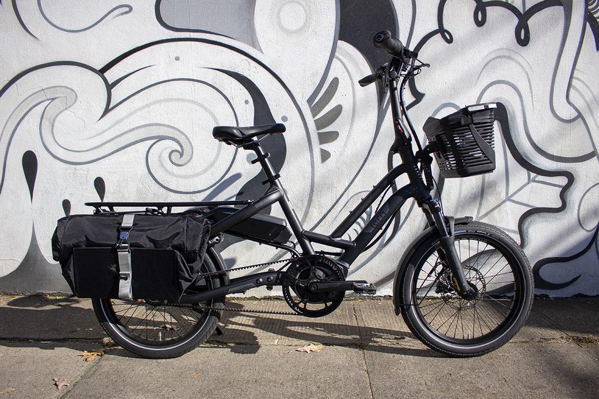 Tern HSD S8i E-Bike