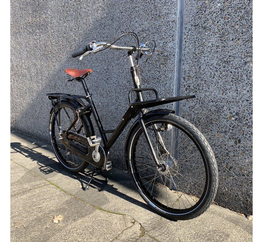 Used WorkCycles Gr8 City Bike, Black