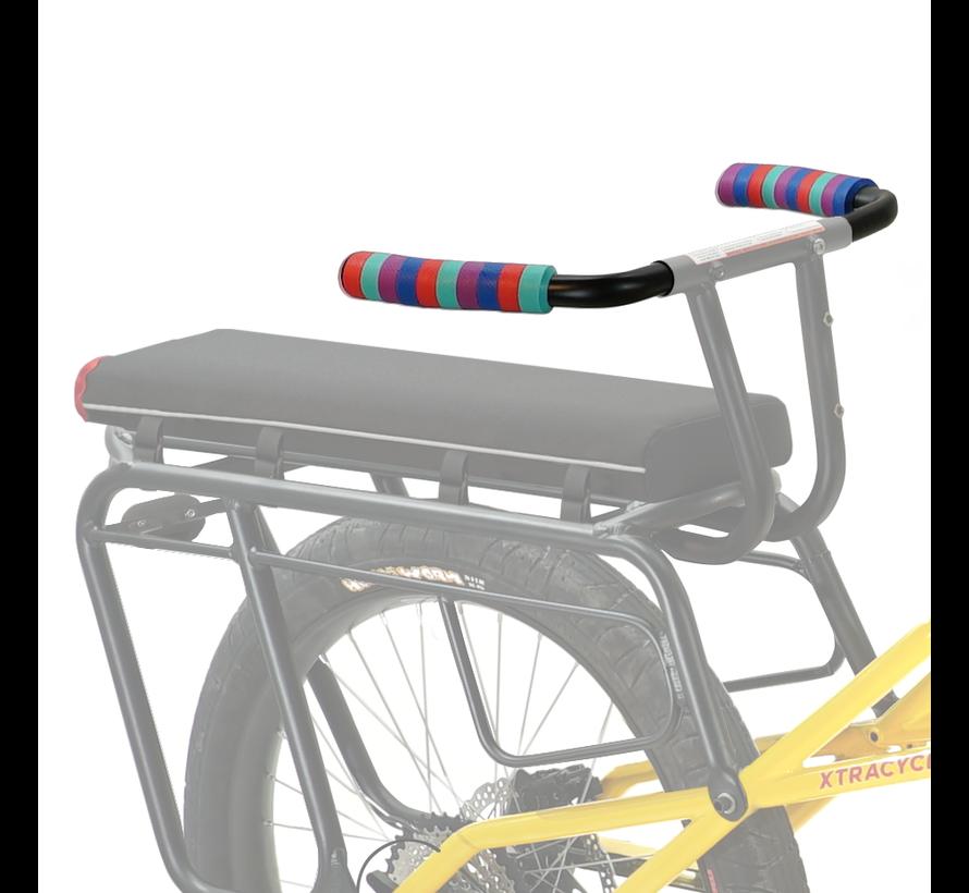 Xtracycle Snackbar Passenger Handlebar, Front