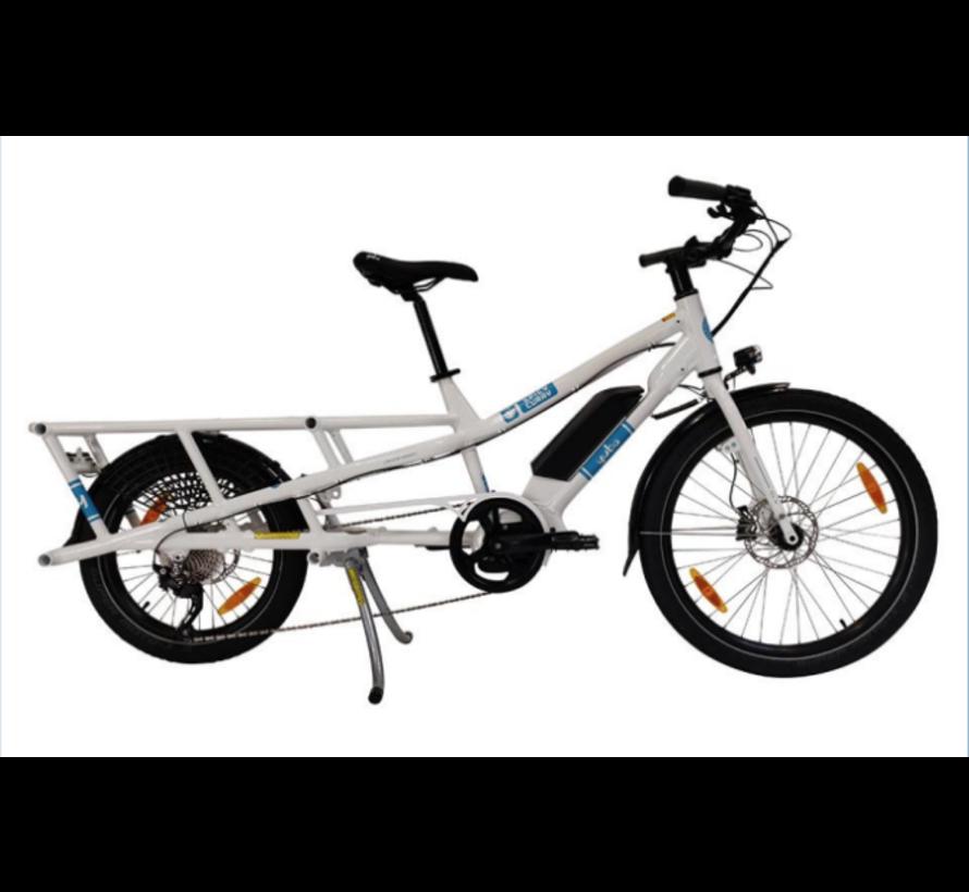 Yuba Spicy Curry CITI Bosch Electric Cargo Bike