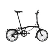 Brompton M6L Black Edition Brompton, All Black