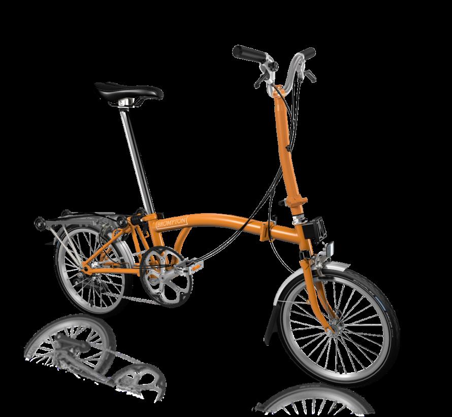 Brompton H2R Folding Bike