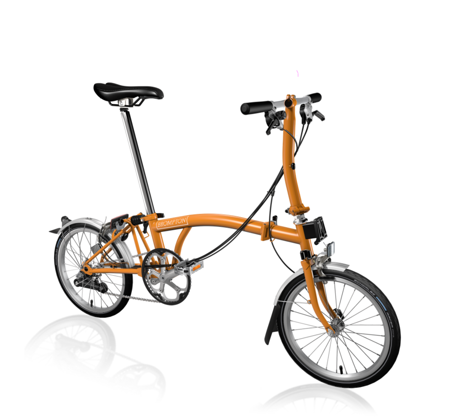 Brompton S6L Folding Bike