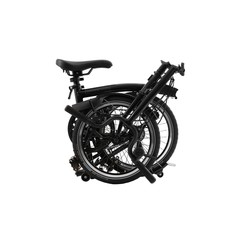 Brompton H6R Black Edition Brompton, All Black
