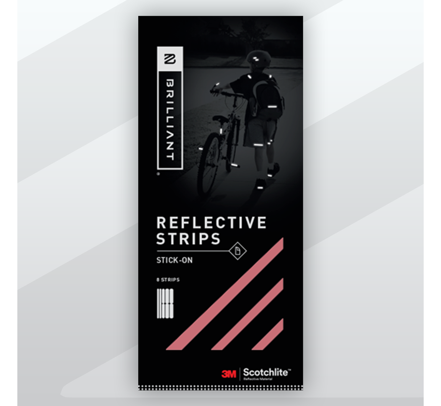 Brilliant Reflective 3M Strips