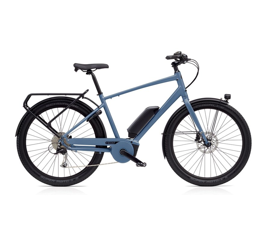 Benno Bikes eScout 9D Electric Bike